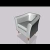 RSD. Tullasta Chair 3D Model