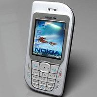 nokia 6670 3D Model