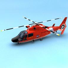 hh-65b 3D Model