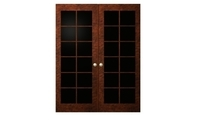 French Door 3D Model