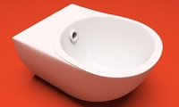 Bidet.3ds 3D Model
