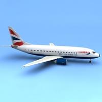 Boeing 737 ba 3D Model