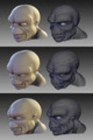 Dave Ks Poly Head Modeling Tutorial
