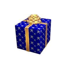 Gift Pack 3D Model