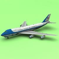 VC-25a 3D Model
