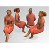 23 43 21 555 3d people models seated 10 4