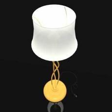 Pole Lamp (.mb) 3D Model