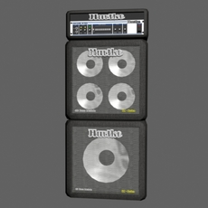 Hartke Stack 3D Model