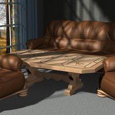 3D interior 3D Model