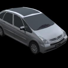Citroen Picasso Xsara 3D Model