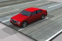 Chrysler 300 sedan 3D Model