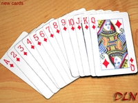 playing card 3D Model