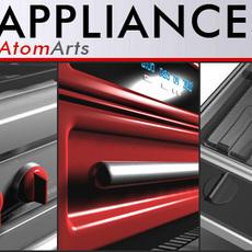 18 Appliances Collection 3D Model