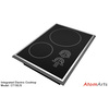 23 47 37 204 wolf integrated cooktops electric 4