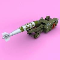 mj-1 3D Model