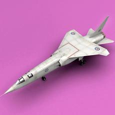 tsr.2 3D Model