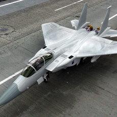 f-15_ 3D Model