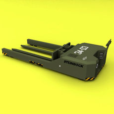 Steinbock Lifting Machine 3D Model