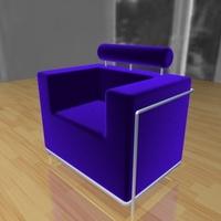 Chair-02 3D Model