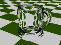 Free Glass2 3D Model