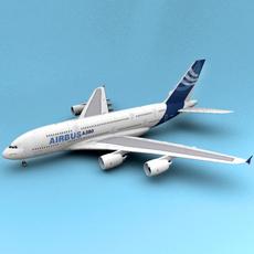 a-380 defult 3D Model