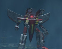 STARSCREAM TRANSFORMER 3D Model