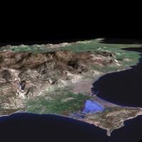 Cyprus 3D Model