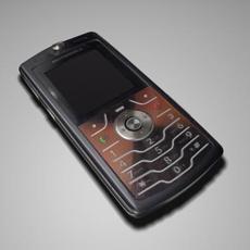 Motorola SLVR L7 3D Model