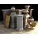 Pedestals and Urns 3D Model