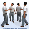 23 50 05 823 3d people models casual revolution series 04 4
