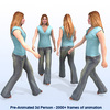 23 50 06 558 3d people models casual revolution series 03 4