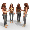 23 50 06 694 casual 3d people models 00 4