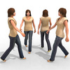 23 50 06 930 casual 3d people models 03 4