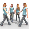 23 50 06 985 casual 3d people models 04 4