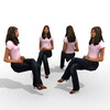 23 50 07 172 casual 3d people models 06 4