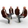 23 50 07 612 casual 3d people models 12 4