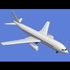 23 50 08 733 a300 airplane 1 4