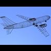 23 50 08 814 a300 airplane 10 4
