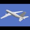 23 50 08 943 a300 airplane 3 4