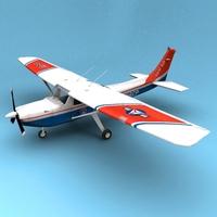 Cessna Skylane 3D Model