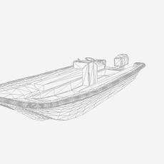 Rigid Raider Mk 1, Variation 1 3D Model