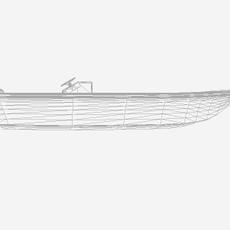 Rigid Raider Mk 1, Variation 2 3D Model