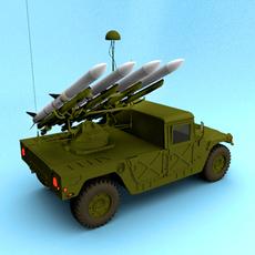 humrqaam 3D Model