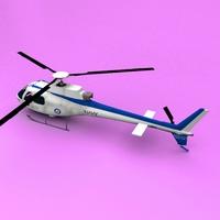 AS-350 Australia 3D Model