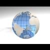 23 51 04 805 blue earth globe 06 4