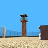 23 51 05 421 4 guard towers 08 4