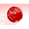 23 51 09 208 red earth globe 07 4