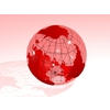 23 51 09 413 red earth globe 08 4