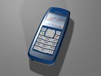 NOKIA 3100 3D Model