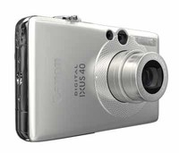 canon ixus camera XSI softimage 3D Model